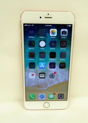 Apple iPhone 6s Plus - 16GB - Rose Gold (A1524)- 04/L127859A