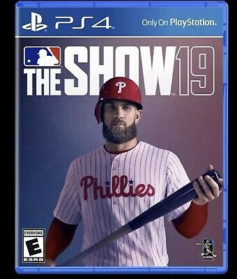 MLB 19: The Show PS4 Disc Only