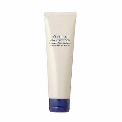 Shiseido Vital-Perfection Treatment Cleansing Foam 125ml Face Wash Cleanser