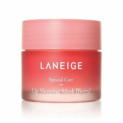 Laneige Lip Sleeping Mask Berry 20g Overnight Lip Mask Lipcare Korean Skincare