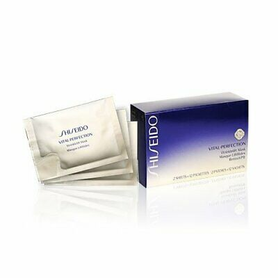 Shiseido Vital Perfection Wrinklelift Mask 12pcs in box Anti-aging Mask Firming
