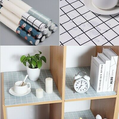 Waterproof Pad Drawer Mat Table Shelf Liner Cabinet Storage Pad Kitchen Cupboard