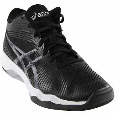 ASICS VOLLEY ELITE FF MT - Black - Mens
