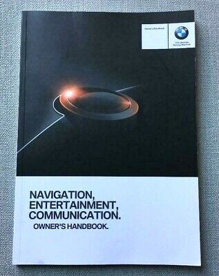 Bmw Navigation Entertainment And Communication Handbook Manual 2012