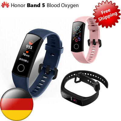 Huawei Honor Band 5 Bluetooth Smart Wristband Wasserdichter Fitness Tracker BG