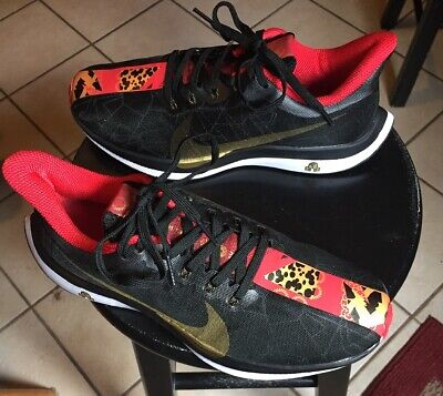 excellent quality huge inventory brand new NEW NIKE ZOOM Pegasus 35 Turbo CNY Black Red Gold Mens Size ...