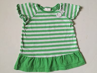 Pre-Owned Toddler Girls Hanna Andersson  Top Size 110