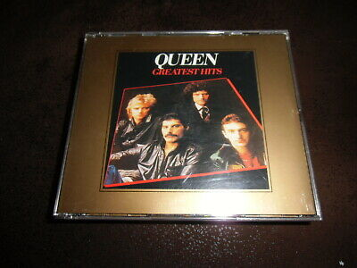 Queen - Greatest Hits I & II / 2-CD, 1994, Best-Of, dicke Box, Compilation
