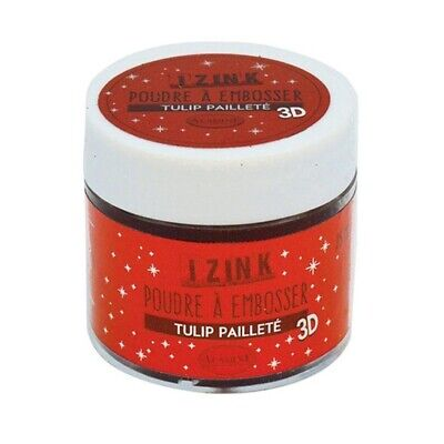 Embossing Powder 25ml Tulip Paillete (10200)