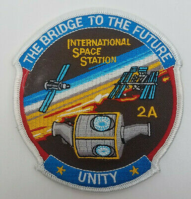 NASA ISS INTERNATIONAL Space Station 2A The Bridge to the