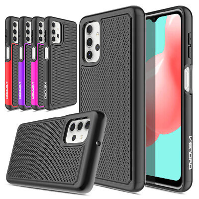 For Samsung Galaxy A10e Shockproof Rugged Hybrid Armor Dual Layers Case Cover US