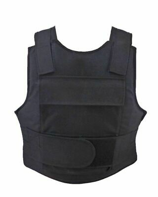 Tactical Scorpion Gear Level IIIA 3A Body Armor Vest Bulletproof XL- XXL  06XL