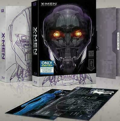 X Men Days Of Future Past - Blu Ray - Limited Edition - Disc Is Mint