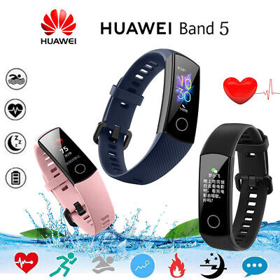 Huawei HONOR Band 5 0.95AMOLED Smart Watch Sport Fitness Wristwatch Armband 5ATM