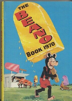 Beano Annual  1970  Fn/Vf  Unclipped