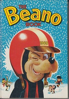 Beano Annual  1968  Vf/Nm  Excellent  Unclipped