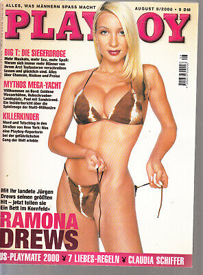 Ramona drews playboy