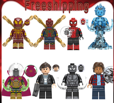 Lego Avengers Minifigures 200+ Marvel DC Infinity War End Game Super Heroes Thor