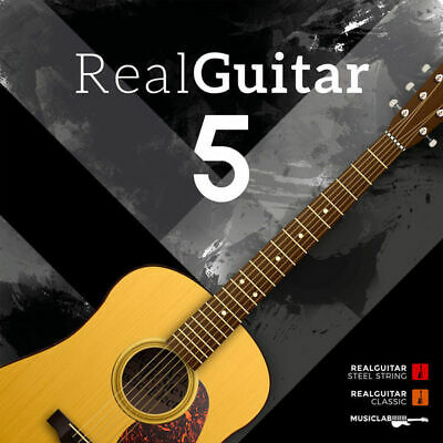 Real Guitar 5 - Windows Pc And Mac Software - Full Version