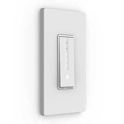 Merkury Innovations Wi-Fi Smart Dimmer Switch, No Hub Required