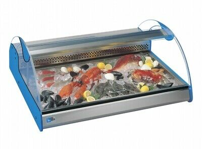Small Countertop Fish / Meat Refrigerated Display Unit Free Delivery!