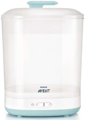 Avent 2 IN 1 STERILISER Baby Bottle Feeding Supplies Sterilisers BN