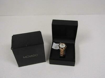 Movado Unisex Watch Rose Gold 3600207