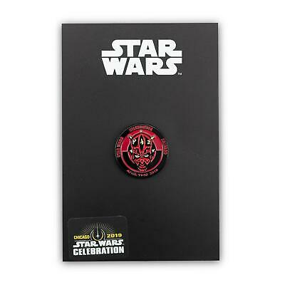 Star Wars Darth Maul Pin | Enamel Collector Pin | Limited Edition