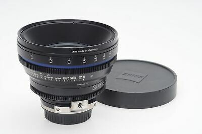Zeiss CP.2 85mm T2.1 Compact Prime Lens Canon EF Mount                      #243
