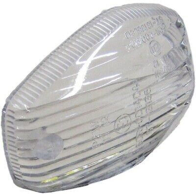 Indicator Lens Rear L/H Clear for 2006 Honda CB 1300 -6 'Super Four'