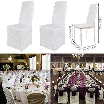 Fantastic Ruched Fashion Spandex Banquet Chair Cover Blush Rose Gold Alphanode Cool Chair Designs And Ideas Alphanodeonline
