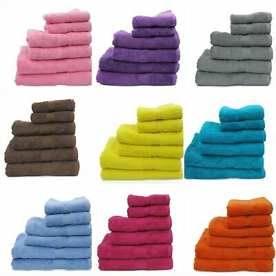Egyptian 100% Combed Cotton Hotel Quality Towel / Hand Bath Sheet 600Gsm Quality