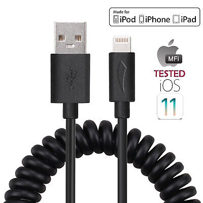 Portable & Durable 40% Faster Charging Fast iPhone Charging Cord Apple Certified
