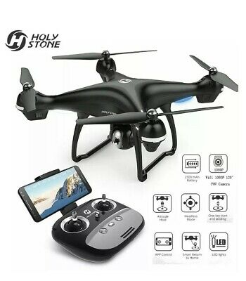 Holy Stone HS100 GPS FPV Drone With 1080P HD Camera WIFI RC Quadcopter Follow ME