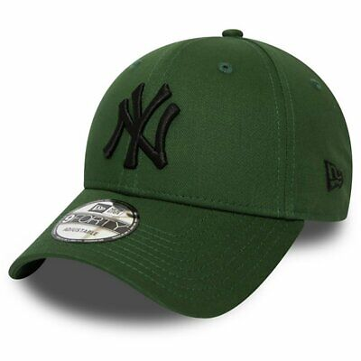 Cap 9Forty Mlb New York Yankees League Essential New Era Green Men