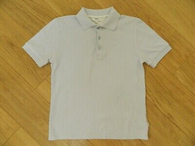 Boy's Hugo Boss Polo T-Shirt. Age 12 Years. Excellent Condition.
