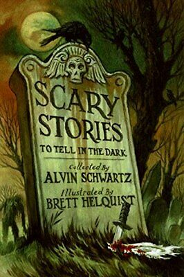 NEW - Scary Stories to Tell in the Dark by Schwartz, Alvin