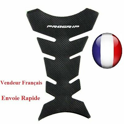 Protège Protection Réservoir moto Bike Tank  PROGRIP effet carbone gel Stickers