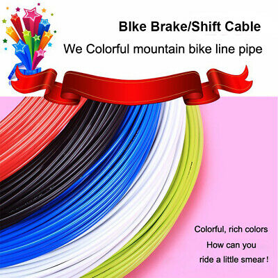 Line Pipe Bike Shifters Derailleur Cable Shift Cable Wire Bicycle Brake Cables