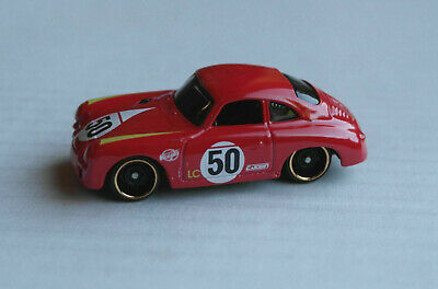 Hot Wheels Porsche 356A Outlaw rot Multipack Exclusive Oldtimer Auto Car HW red