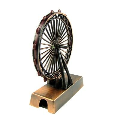bronze metal replica Ferris wheel die cast pencil sharpener collectible novelty