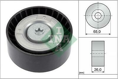MERCEDES C180 S204 1.6 Aux Belt Idler Pulley 08 to 14 277027RMP M271.910 Guide