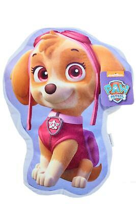 Paw Patrol Skye Plush 3D Shape Pillow (Filled) Kids, Boys & Girls NEW PRODUCT