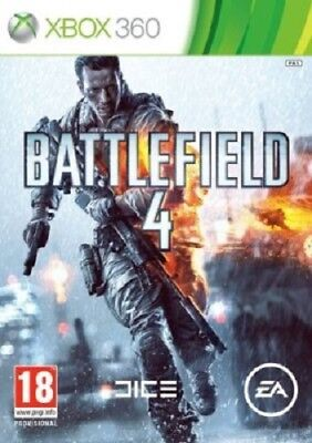 Battlefield 4 (Xbox 360)  BRAND NEW AND SEALED - IN STOCK - QUICK DISPATCH