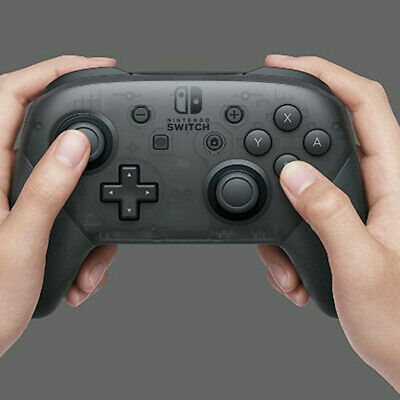 Wireless Bluetooth Pro Controller Gamepad mit Ladekabel für Nintendo Switch DE