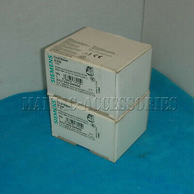 NEW Siemens 3VU1340-0MN00 motor protection circuit breaker 1 year warranty