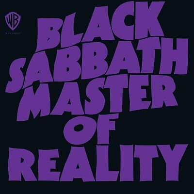 Black Sabbath - Master Of Reality (Audio CD - 01/22/2016) [Deluxe Edition] NEW