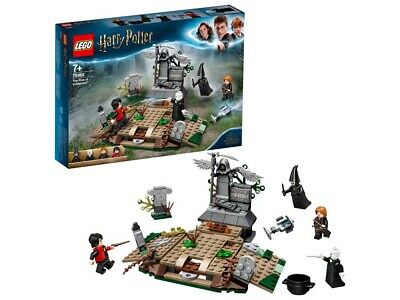 LEGO Harry Potter 75965 The Rise of Voldemort Age 7+ 184pcs