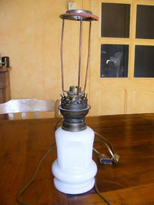 Lamp Oil 19th Electrified, Lamp Ornamental