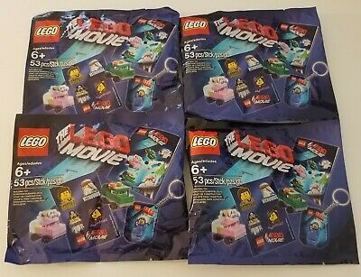 The LEGO Movie 53 Piece Bagged Exclusive Set 5002041